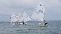 Optiwoche 2014 (Regattagruppe)